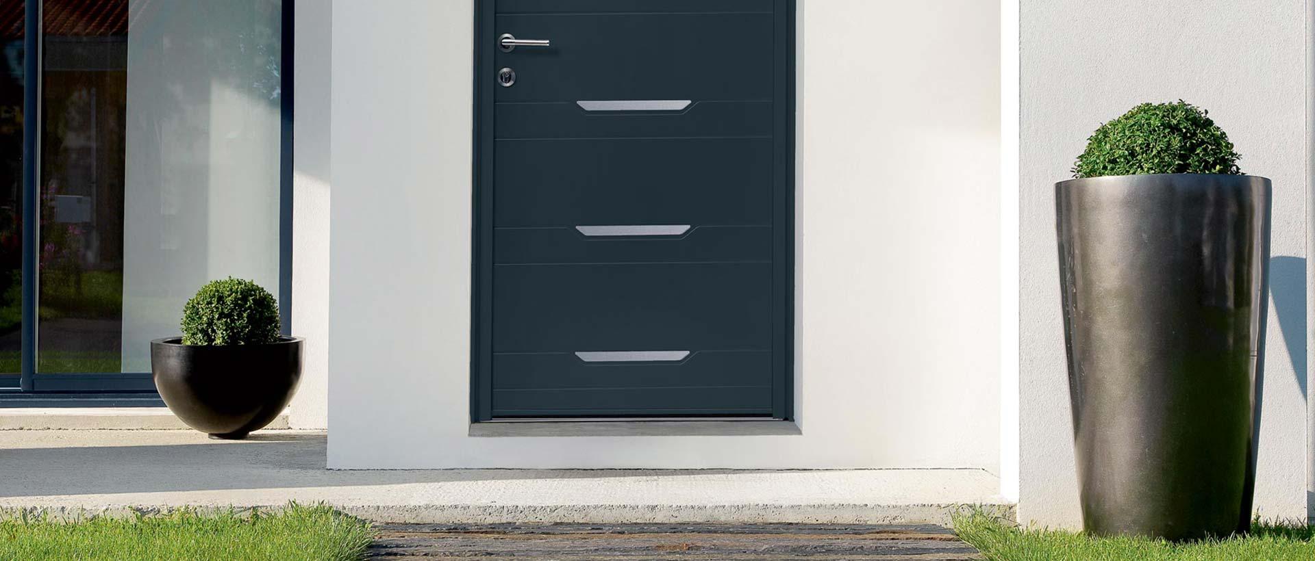 porte d entr e type esquif k line mvm. Black Bedroom Furniture Sets. Home Design Ideas
