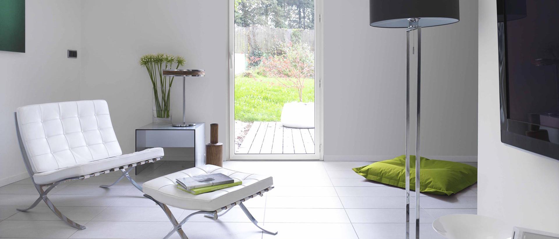 porte fen tre 1 vantail k line mvm. Black Bedroom Furniture Sets. Home Design Ideas