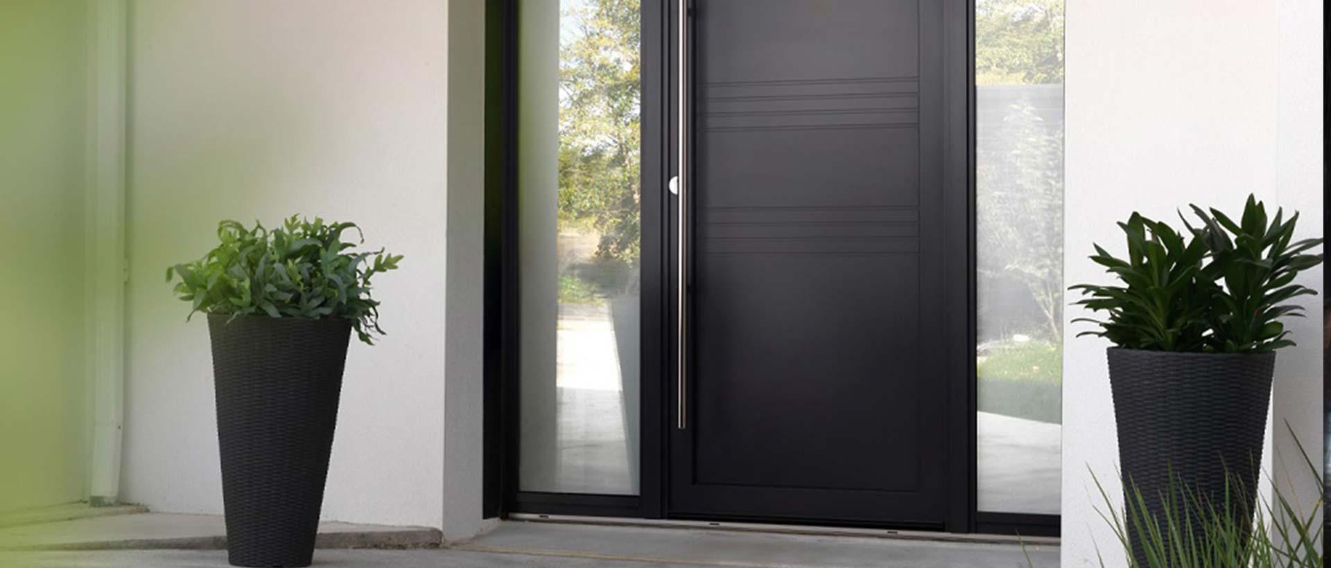 porte d entr e type riviere mc france mvm. Black Bedroom Furniture Sets. Home Design Ideas